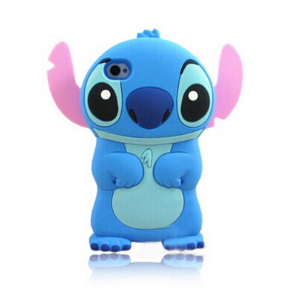 3D Stitch Lilo Phone Case for iPhone and Samsung Phones - Luxurious ...