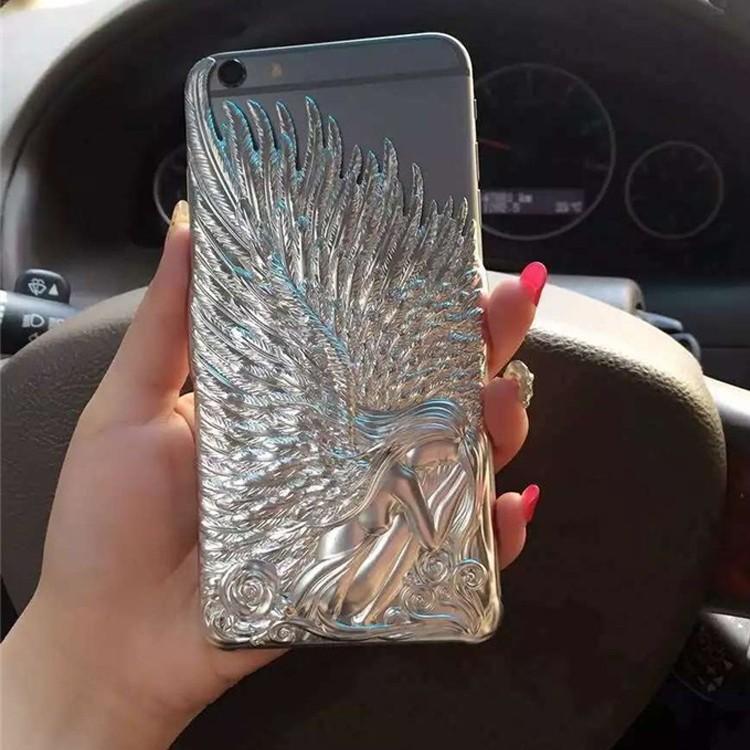 angel iphone case 5