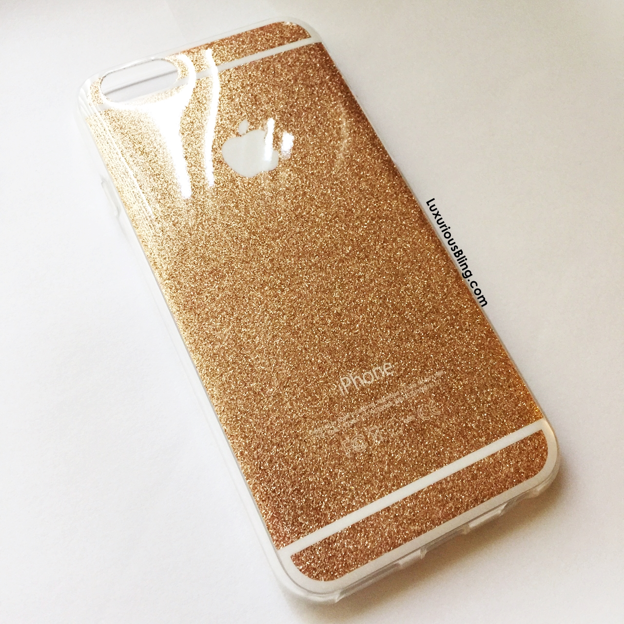 Home u00bb Product u00bb Glitter iPhone Case u2013 iPhone 6 / 6s iPhone 6 Plus ...
